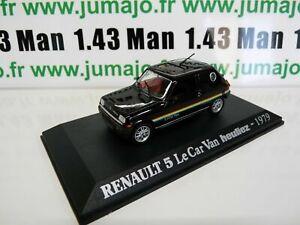 RE2 Voiture 1/43 M6 Universal Hobbies RENAULT 5 Le Car Van Heuliez 1979