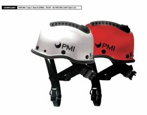 PMI® Ventilator Helmet RED