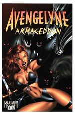 Avengelyne Armageddon - Issue #3 Maximum Press 1997