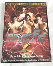 PRIDE FC Fighting Championships Volume 6 MMA Mixed Martial Arts DVD NEW Sealed