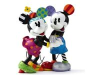Disney Mickey Minnie Mouse Large Statue Sculpture Limited Edition only 2,500 EUC