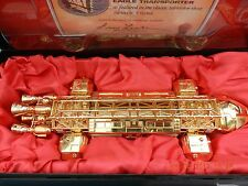 Space 1999 > Product Enterprise 22K gold 2004 Eagle Transporter > MLC EXTREMELY