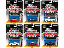 2017 MINT RELEASE 2 SET B SET OF 6 CARS 1/64 DIECAST BY RACING CHAMPIONS RC004B