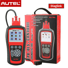 ALL System OBD2 Car Scanner Diagnostic Tool ABS EPB TPMS AUTEL DiagLink as MD802
