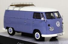 Premium ClassiXXs 1/43 Scale 13800 VW T1 Kastenwagen Blue Diecast Model Van