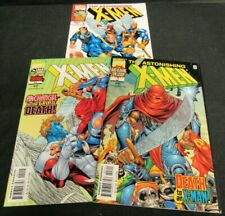 The Astonishing X-Men #1-3 (1999) Marvel Comics NM 9.0-9.4 M302