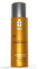 Lubrifiant Fruity Love Fruits Exotiques Miel - 100 ml