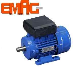 240v SINGLE PHASE ELECTRIC MOTOR 0.18kW-4.0kW 1400RPM & 2800RPM B3 B5 B14 2&4P