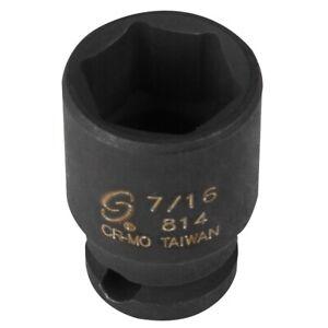 Sunex 1/4Dr 44028 Std Imp Skt 814