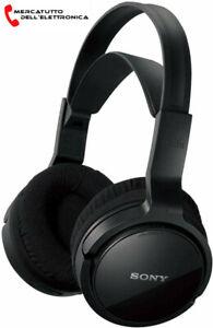 Cuffie TV Wireless Sony MDR-RF811RK Senza Fili, Over-Ear con Archetto Regolabile