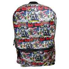 OFFICIAL DC COMICS BATMAN COMIC STRIP BACKPACK /RUCKSACK /TRAVEL/SCHOOL/UNI BAG
