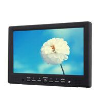 "7""inch BSY708-M HD Video LED Monitor TFT LCD HDMI AV for DSLR Camcorder Camera"
