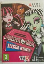 Monster High : Lycée d'enfer pour Nintendo Wii - ghoul spirit