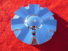 """Devino Custom Wheel Center Cap Chrome Finish EMR 450 15""""-18"""" LG0604-07"""