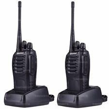 2pcs Baofeng BF-888S UHF 400-470MHz 5W Two-way Radio Interphone Walkie Talkie