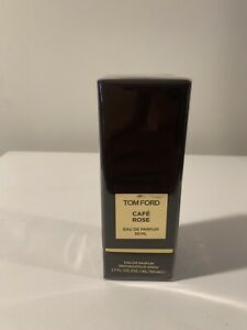 Tom Ford Café Rose 1.7oz Unisex Eau de Parfum BNIB SEALED