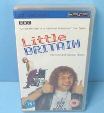 Little Britain The Complete Second Series UMD PSP BRAND NEW FACTORY SEALED