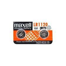 Piles jetables Maxell pour équipement audio et vidéo