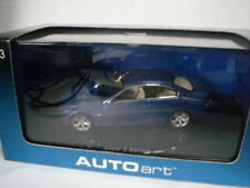 AUTO ART - 1 43 - BMW SERIE 3 COUPE 2005 MONTEGOBLUE MET.