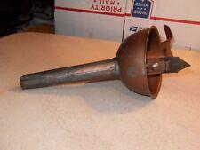Unique Vintage Oil Can Piercing No-drip Funnel Spout KEN-TOOL 18