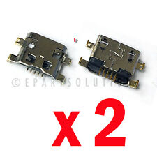 2X Alcatel One Touch Evolve 2 4037T USB Charger Charging Port Dock Connector