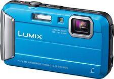 Blue Compact Digital Cameras
