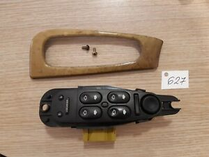 Jaguar S-Type Front Right Door Trim Window Switch XR835424273AA, VB6936 RHD