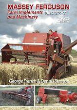 MASSEY FERGUSON Farm Implements & Machinery Part 2 1970-1977 DVD NEW & SEALED