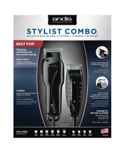 Andis Stylist Combo Envy Clipper & T-outliner Trimmer Kit 66280