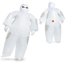 Adult Disney Big Hero 6 Inflatable White Baymax Costume