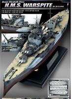 [ACADEMY] 1/350 Queen Elizabeth Class H.M.S. WARSPITE  Plastic Model Kit B14105