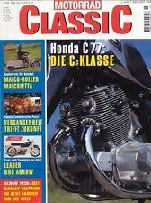 MC9903 + HONDA C 77 + MAICO-Roller Maicoletta + MOTORRAD CLASSIC 3 1999