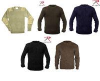 G.I. EMT Police Security Guard Officer Patrol Acrylic Commando Uniform Sweater