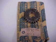 YAMAHA NOS VINTAGE 4TH PINION GEAR AT DT RT MX 100 175 437-17141-00-00