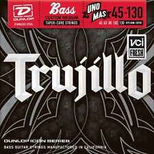 Dunlop Icon 'TruJillo' Stainless Steel 5-string Bass strings 45-130, RTT45130T