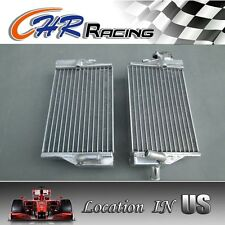 Aluminum radiator FOR Honda CR125 CR125R CR 125 02 03 2002 2003