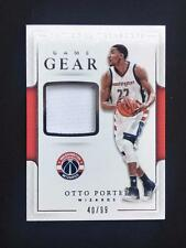 ET) 2016-17 Panini National Treasures Game Gear #5 Otto Porter Jersey 40/99