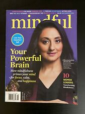 Mindful Magazine August 2019 Amishi Jha