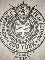 Mens Youth UNBREAKABLE Zoo York, No Fear TShirt, Tee. Free post. ZOOYORK