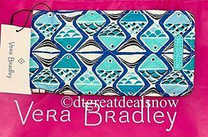 NWT Vera Bradley SUNGLASS SLEEVE GO FISH Sunglass, Readers, Eyeglass Soft