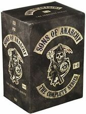 Sons of Anarchy All Season 1-5 DVD Set Collection Series TV Show Box Episode Lot