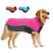 Boxer Dog Winter Coat Waterproof Pets Clothes for Large Dogs Reflective Jackets