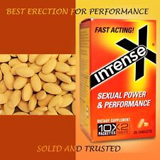 20 X YELLOW SEX SOLUTION FOR MEN SUPPLEMENTS FREE POSTAGE,20MG