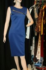 colbolt blue sexy  bodycon dress size 12