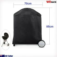 Waterproof BBQ Cover Round 70*85cm Kettle 50-70cm Barbecue UV Fixhole 95003001