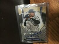 2017 Topps Five Star Dellin Betances on card Autograph Yankees