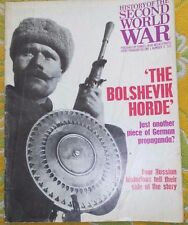 PURNELL'S HISTORY OF SECOND WORLD WAR, Vol.4, No.8, THE BOLSHEVIK HORDE