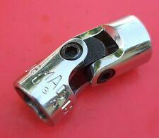 Mac Tools Usa 38 Drive 13mm Metric 6pt Shallow Chrome Swivel Socket Xu613mmr
