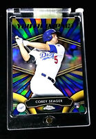 Corey Seager RC 2017 Topps Chrome Youth Impact Rookie Insert #YI-1 LA Dodgers