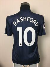 RASHFORD #10 BNWT Manchester United Third Football Shirt Jersey 2018/19 (M)